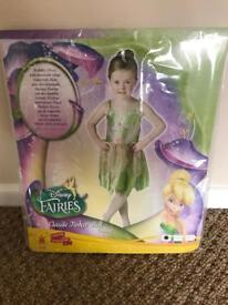 Tinker bell fairy dress