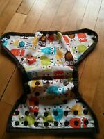 Cloth diapers/couches lavables