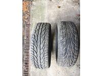 Car tyres - 205/55r16 v