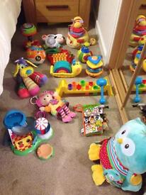 Children baby toys £3 each - open to offers