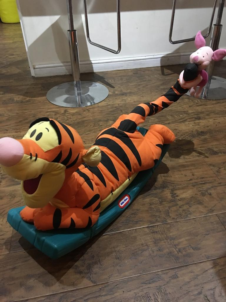 Little Tikes - Rocking Tigger