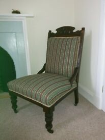 LOVELY BEDROOM / OCCASIONAL CHAIR