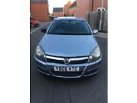 Vauxhall Astra 1.6 S cat c damage but repairable