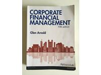 Corporate Financial Management by Glen Arnold