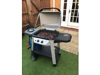 "NEW ""Outback"" gas BBQ"