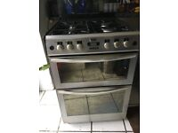 Stoves gas cooker with double oven