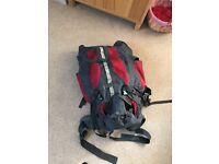 Large Travel Bag, Back Pack, Rucksack