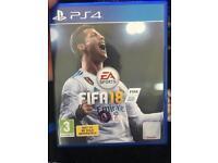 Fifa 18 PS4 £25