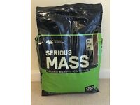 Optimum Nutrition Serious Mass 5.45kg bag Chocolate