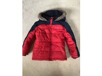 Boys winter jacket 3-4 years