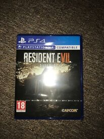 Resident Evil 7 *PS4* New & Sealed - Buy Today