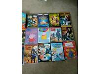 Kiddies DVD's
