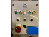 Sewage pump station controls