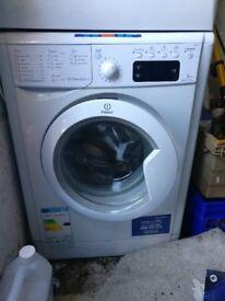 INDESIT IWE7145 Washing Machine - White