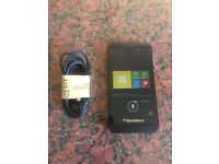 Blackberry Z10 black on EE! excellent condition!