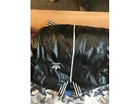 Adidas jacket/windbreaker