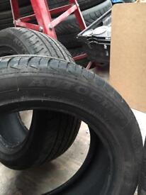 Part worn tyres 195/55/15