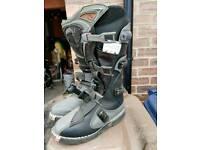 Trialsbike boots