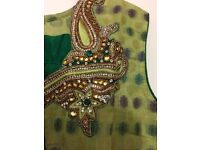 ** SUPER DEAL** Traditional Indian Choli Dress - £35 only UK 10-12