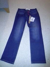 NEW Girls jeans from South for size 8 short
