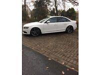 "2011 Audi A4 SE 136BHP(19""TTRS ALLOYS, privacy GLASS,S-LINE SKIRTS,BLACK EDITION"