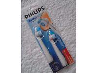 Electric Toothbrush Heads for Philips Jordan Sensiflex HX2012