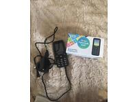 alcatel one touch mobile phone £15 credit
