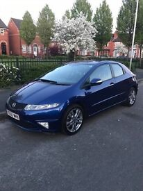For sale Honda Civic Si 2.2 i-CTDI 2010 year with full12 months MOT
