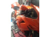 Stunning ZX10 D6 Fully Loaded PX/Swop Ducati Sports/Streetfighter/Monster/Hypermotard