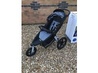 Immaculate 3 month old Graco jogger all terrain pram