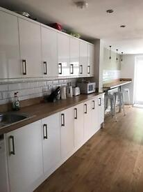 Double room for rent from 1st of July in a newly refurbished house