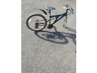 Old spares and parts bike