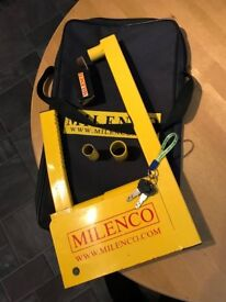 MILLENCO CARAVAN WHEEL CLAMP