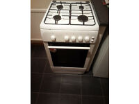Gas Cooker Freestanding Excellent Working Condition