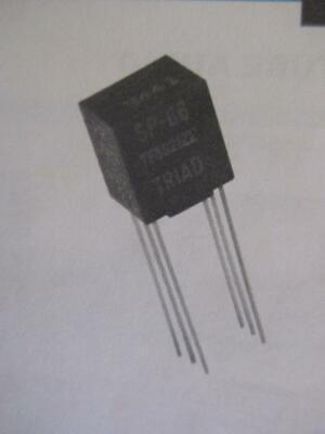 Triad Audio Driver Transformer Sp-29 Tf5s21zz Pri 10kct Sec 500ct Gold Leads Pc