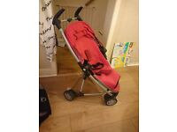 Quinny Zapp Buggy + bar + rain cover + basket - offers accepted