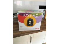 Bosch Tassimo Coffee Machine BRAND NEW