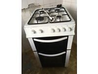 Freestanding gas cooker. Working & passed landlord safety check by British Gas.