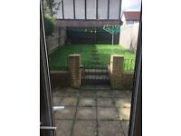 2 bedroom semi detached with off road parking In Brackla