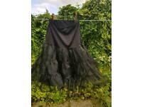 Net skirt (S/M)