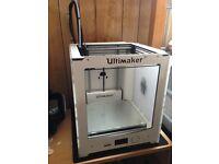 Ultimaker 2+ 3D Printer (The best 3D consumer printer)