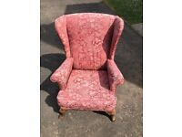 Parker Knoll Chair (Refurbishment Peoject)