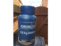 Calor gas bottle (County Durham)