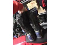 OVS motocross boots kids