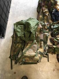 Fishing army gear