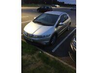 Honda Civic 2006 cdti(sport), Full Honda history, 5 door, (DIESEL) cheap to run with 12 months MOT