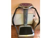 Crazy fit massage plate