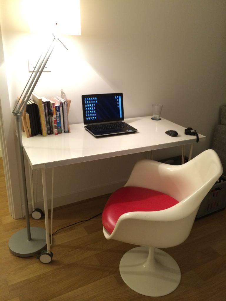 Ihram Kids For Sale Dubai: Modern White Writting Desk Ikea In, Purchase, Sale And