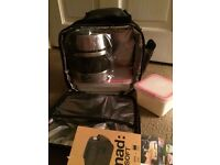 Brand new Thermo soft Lunch box