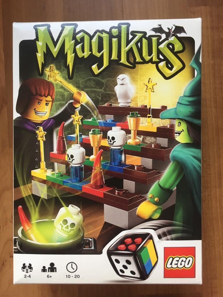 LEGO Game Magikus (3836)